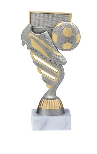 Trophée Abs Football 15 Cm