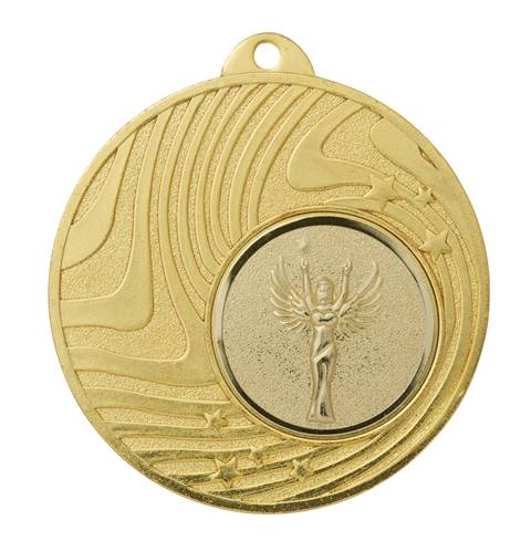Médaille Personnalisable Ø 50 Mm Or